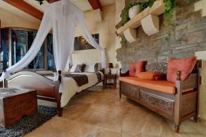Ta Tumasa Farmhouse, Отели типа «постель и завтрак»  Надур - big - 15