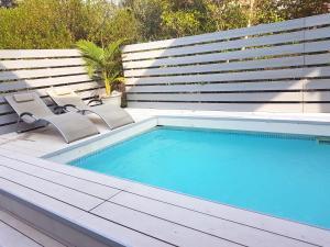 obrázek - 2 Bedrooms Suite in Tiberias with Pool