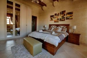 Ta Tumasa Farmhouse, Отели типа «постель и завтрак»  Надур - big - 33