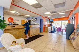 Pelican Pointe Hotel, Motely  Clearwater Beach - big - 46