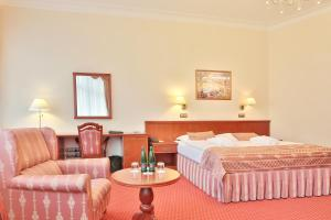 Double Room Spa Hotel Olympia