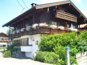 Ferienwohnung Ess, Apartments  Oberstdorf - big - 16