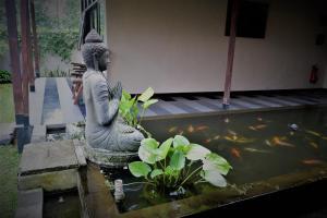 Villa Kendi, Комплексы для отдыха с коттеджами/бунгало  Kalibaru - big - 37