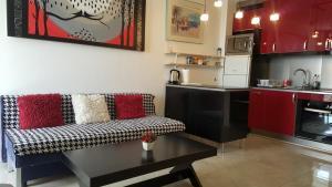 Lev Eilat Deluxe, Апартаменты  Эйлат - big - 5