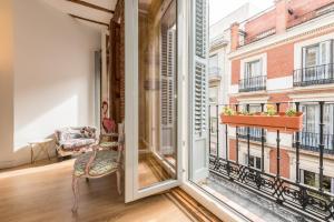 Prado Santa Ana 2BD/2BA, Appartamenti  Madrid - big - 11