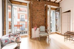 Prado Santa Ana 2BD/2BA, Appartamenti  Madrid - big - 9
