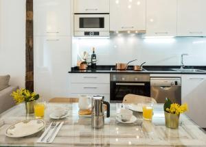 Prado Santa Ana 2BD/2BA, Appartamenti  Madrid - big - 32