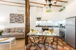 Prado Santa Ana 2BD/2BA, Appartamenti  Madrid - big - 40