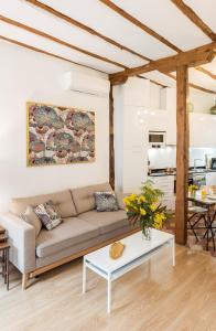 Prado Santa Ana 2BD/2BA, Appartamenti  Madrid - big - 44