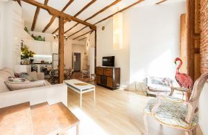 Prado Santa Ana 2BD/2BA, Appartamenti  Madrid - big - 49
