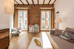Prado Santa Ana 2BD/2BA, Appartamenti  Madrid - big - 51