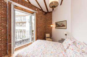 Prado Santa Ana 2BD/2BA, Appartamenti  Madrid - big - 54