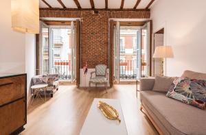 Prado Santa Ana 2BD/2BA, Appartamenti  Madrid - big - 56