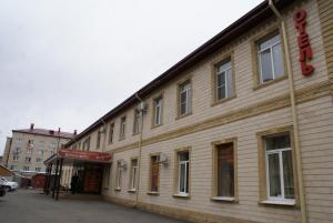 Отель Лагуна, Владикавказ