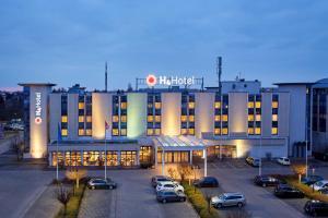 H4 Hotel Leipzig - Borsdorf