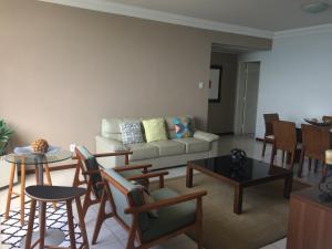 apartamento para familia, Apartmány  Salvador - big - 15