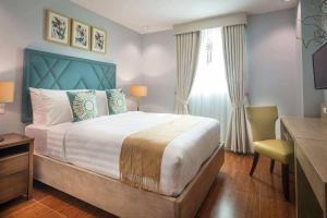 Dalian Peak Hotel, Hotely  Angeles - big - 4