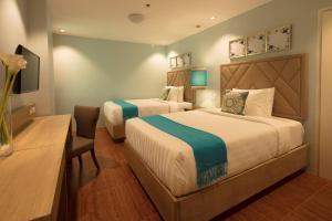 Dalian Peak Hotel, Hotely  Angeles - big - 36