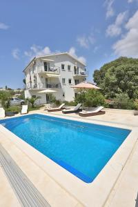 Villa Oleander, Apartments  Marina - big - 14