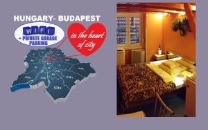 obrázek - Guest room in the center of Budapest