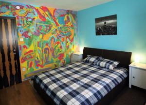 obrázek - Colorful apartment
