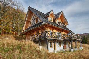 Dom Kawa na Kotarzu, Дома для отпуска  Бренна - big - 50