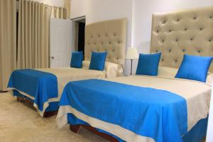 Family Room Hotel El Cayito Beach Resort Montecristi