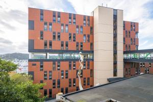 Campus Summer Stays - Te Puni Village, Hostely  Wellington - big - 18