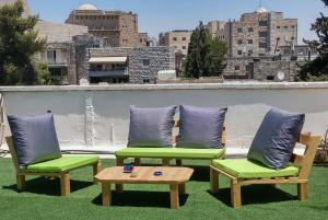 Roof suite at the heart of Jerusalem, Apartmány  Jeruzalem - big - 14