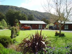 Kiwi Park Motels&Holiday Park - Accommodation - Murchison