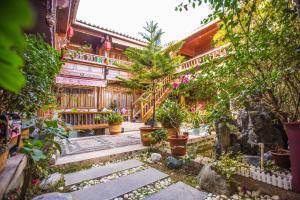 Li Jing Shen Ting Guest House, Affittacamere  Lijiang - big - 75