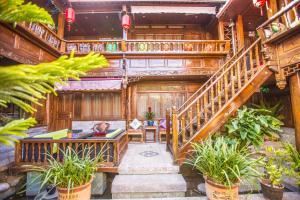 Li Jing Shen Ting Guest House, Affittacamere  Lijiang - big - 67