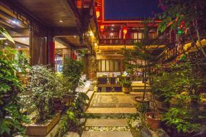 Li Jing Shen Ting Guest House, Affittacamere  Lijiang - big - 64