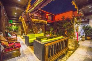 Li Jing Shen Ting Guest House, Affittacamere  Lijiang - big - 57
