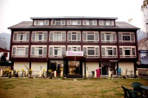Hotel New Park at Dal Lake, Hotel  Srinagar - big - 12