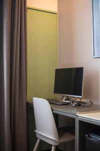 Brown-Dot Hotel Guseo, Hotels  Busan - big - 7