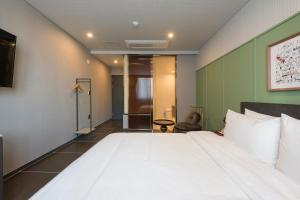 Brown-Dot Hotel Guseo, Hotels  Busan - big - 4