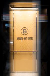 Brown-Dot Hotel Guseo, Hotel  Busan - big - 89