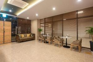 Brown-Dot Hotel Guseo, Hotels  Busan - big - 63