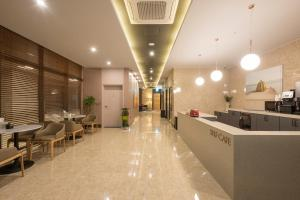 Brown-Dot Hotel Guseo, Hotels  Busan - big - 75