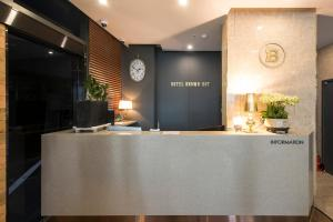 Brown-Dot Hotel Guseo, Hotels  Busan - big - 67