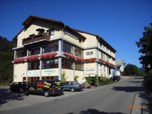 Hotel zum Neckartal Heidelberg.  Photo 1