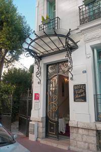 Hotel Villa Rivoli, Hotels  Nice - big - 28