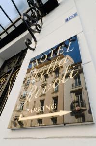 Hotel Villa Rivoli, Hotels  Nice - big - 35