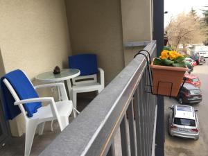 Apartment with balcony near King David residence, Apartmány  Tbilisi - big - 34