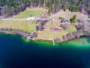 Alpengasthof Madlbauer, Гостевые дома  Бад-Райхенхаль - big - 44