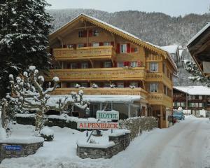 obrázek - Hotel Alpenblick Wilderswil