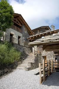 AGRITURISMO VALLIERA - Apartment - Castelmagno
