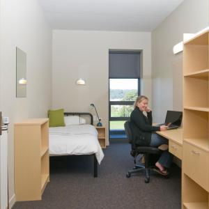 Campus Summer Stays - Te Puni Village, Hostely  Wellington - big - 37