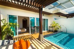Pool Garden View Apartment by Krabi Villa Company - Ban Laem